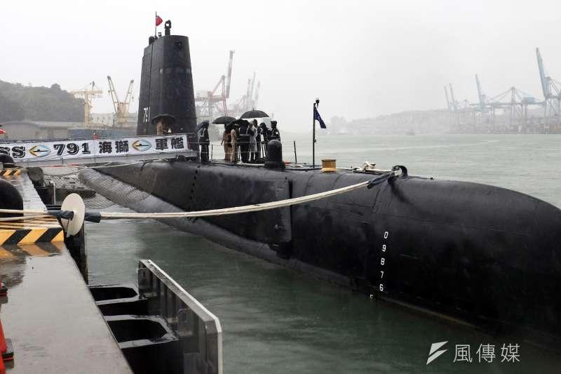 20201126-1970年代的「海星計畫」,我方赴往美接收2搜「茄比級」潛艦;「海獅」和「海豹」服役迄今已超過70年,早已成為全世界最高齡且仍在服役的柴電潛艦,放眼國外都已是博物館展品等級的裝備。圖為SS-791海獅軍艦。(蘇仲泓攝)