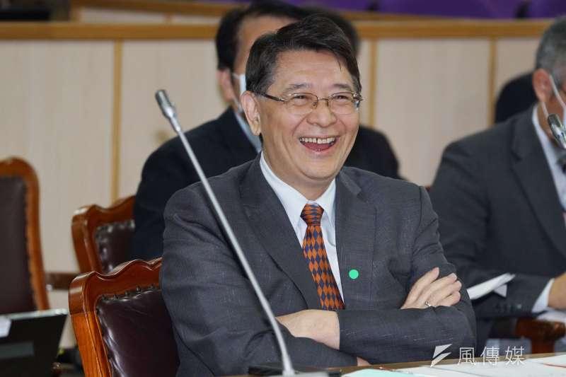 立法院秘書長林志嘉指出,部分黨團如對攝影機更新有疑義,可切結不安裝,立院都予以尊重。(資料照,盧逸峰攝)