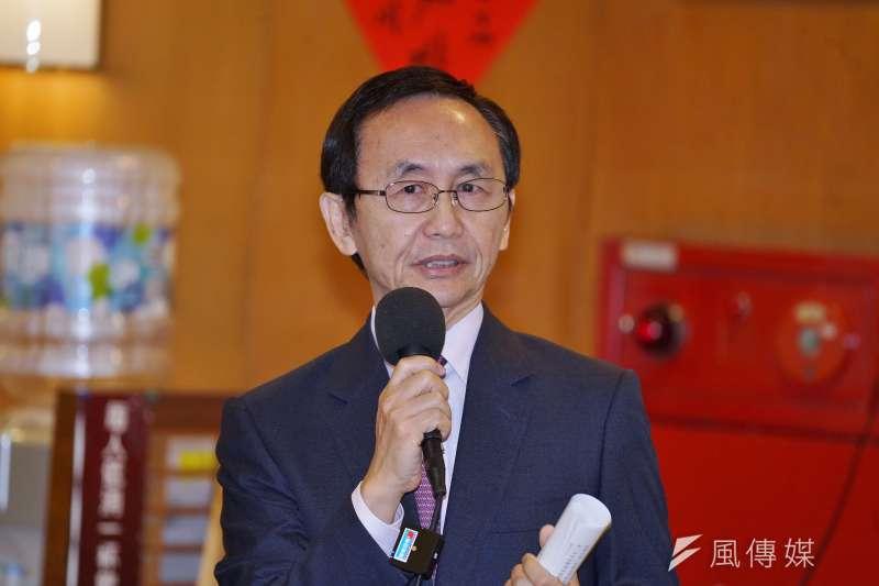 《美麗島電子報》董事長吳子嘉預測,2022國民黨執政縣市一個都不會掉。(資料照,盧逸峰攝)