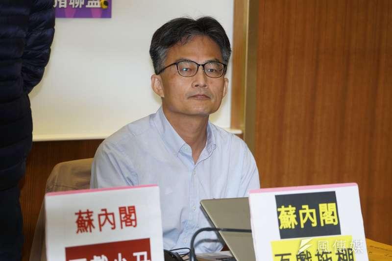 精神科醫師蘇偉碩(見圖)表示,台灣已有學術報告證明萊克多巴胺會殘害人體細胞。(資料照,盧逸峰攝)
