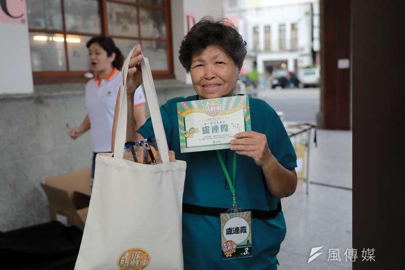 日月光希望透過五周的樂齡活動課程,讓長輩重拾年輕心境,擁有精彩退休生活。(圖/林勇男)