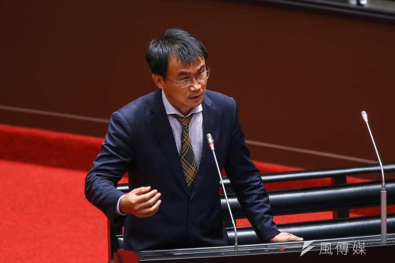20201204-農委會主委陳吉仲4日於立院備詢。(顏麟宇攝)