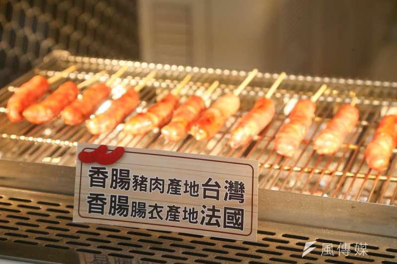 立院總務處會議紀錄曝光,臉書粉絲專頁「比特王」痛批「綠委自己都不想吃萊豬,好意思讓台灣人吃?」示意圖。(資料照,顏麟宇攝)
