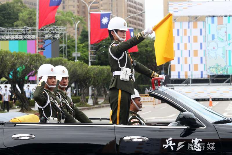 外傳澎湖憲兵隊將縮減員額,將多出來的兵員補到位於台北憲兵229營,替前總統李登輝守墓。示意圖,非本新聞當事人。(資料照,蘇仲泓攝)
