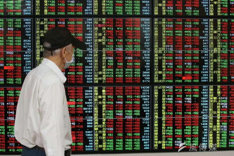 財信傳媒董事長謝金河表示,只要台積電挺得住,台股不會有崩盤危機。(資料照,柯承惠攝)