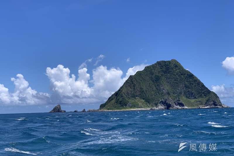 初安民的最新詩集《世界上距離陸地最遙遠的小島》述說思念的歲月是多麼漫悠。(圖為基隆嶼)(示意圖,呂紹煒攝)