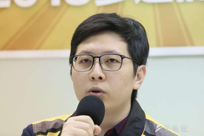 罷免王浩宇的行動可能因超高門檻而失敗。(柯承惠攝)