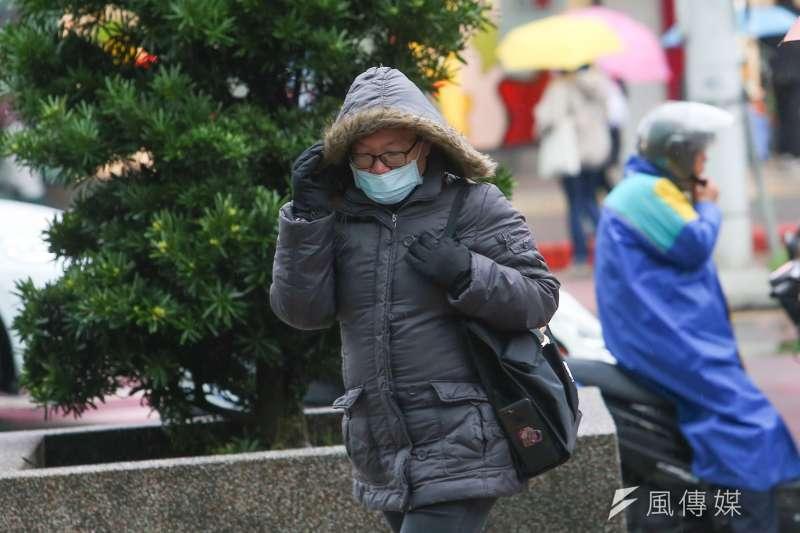不到半個月一連3波寒流,連氣象專家吳德榮都直呼:始無前例!(示意圖/顏麟宇攝)