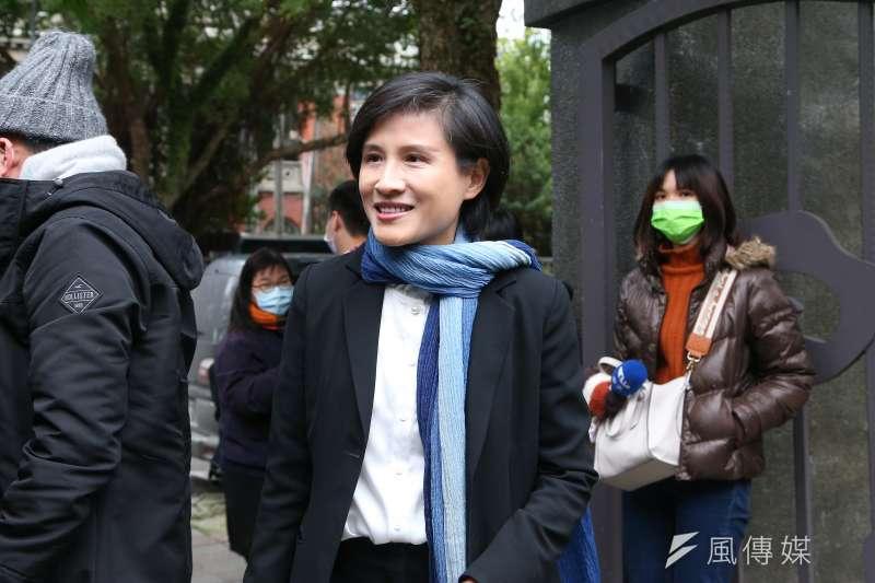 文總副會長鄭麗君26日將出席上任後首場公開活動。(資料照,顏麟宇攝)