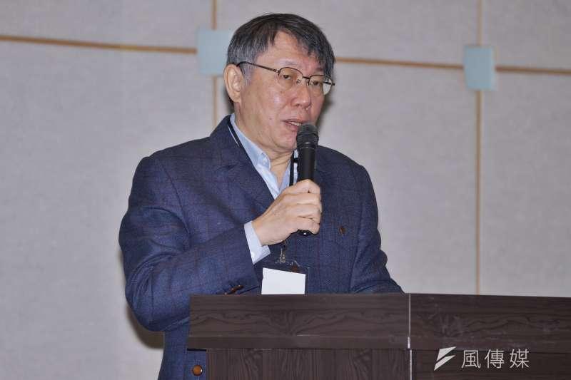 台北市長柯文哲主導的明倫社宅日前開放招租,卻因租金問題遭各界質疑。(資料照,盧逸峰攝)