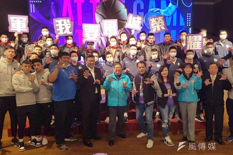 首屆「日出茶太菁英盃籃球邀請賽」19日將在新竹光復中學開打。(圖/方詠騰)