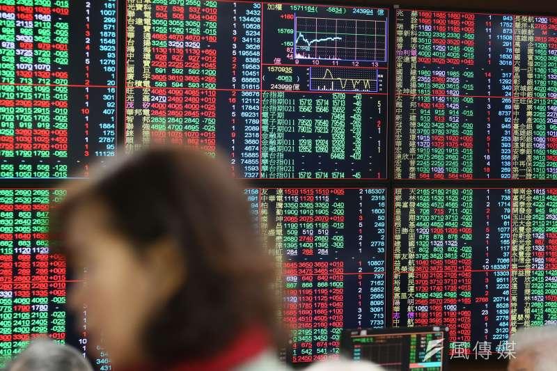 受到國際市場行情激勵,台股牛年伊始展開補漲走勢。(資料照,柯承惠攝)