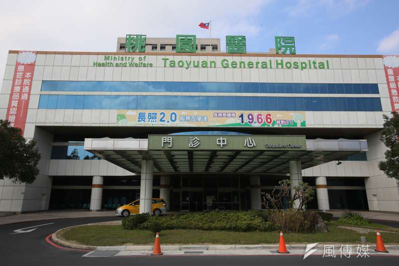 衛福部桃園醫院發生院内醫護人員感染,案863護理師一家6口都染疫。(資料照,柯承惠攝)