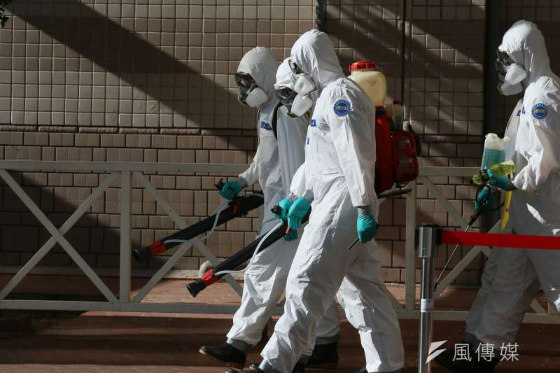 衛福部桃園醫院院内感染案延燒,院內仍有超過500名醫護留守。示意圖,與新聞個案無關。(資料照,柯承惠攝)