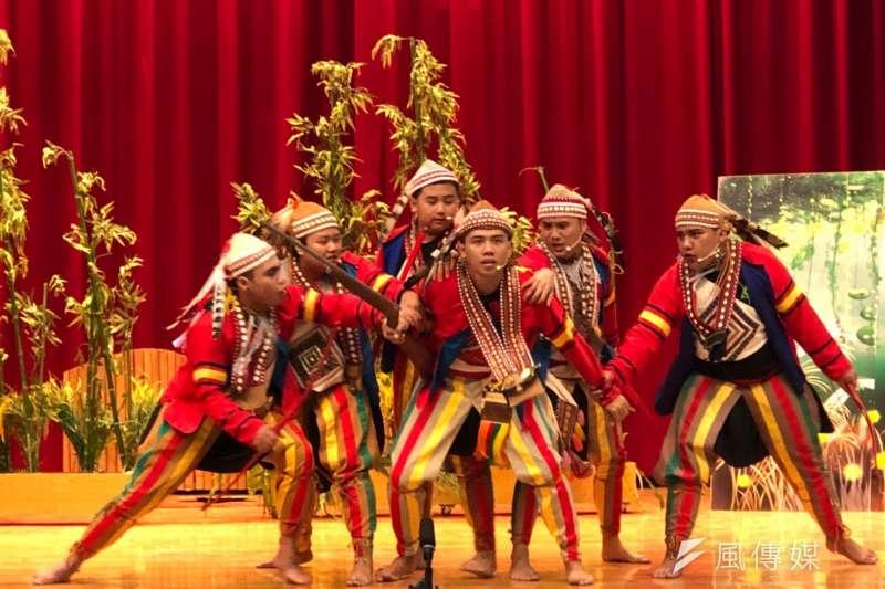 「第十屆原住民族語戲劇競賽-高雄市、臺南市初賽」,受疫情影響,比賽將透過臉書轉播現場比賽實況。(圖/徐炳文)