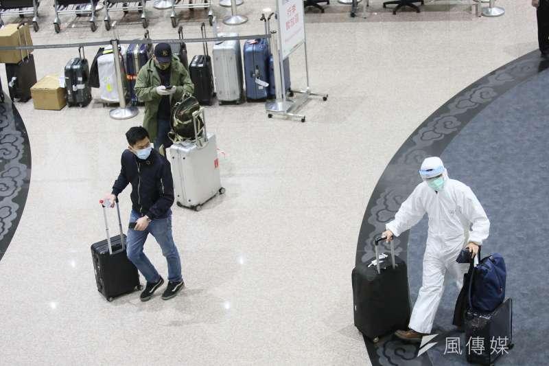 資深媒體人黃暐瀚指出,台灣現在有4種人正飛往美國。示意圖。(資料照,柯承惠攝)