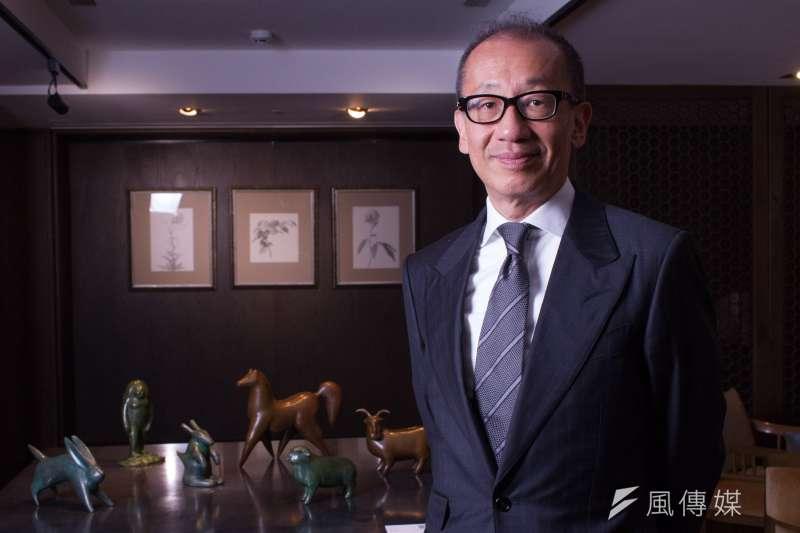 晶華國際酒店集團董事長潘思亮指出,疫情過後,全球最渴望的是旅遊。(蔡親傑攝)