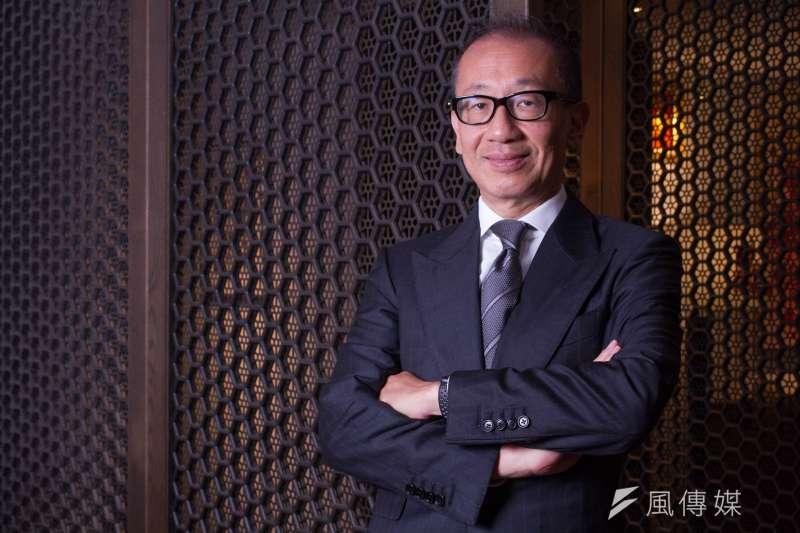 晶華國際酒店集團董事長潘思亮指出,2020年是晶華集團業績最差的一年,卻是他生命中最充實的一年。(蔡親傑攝)