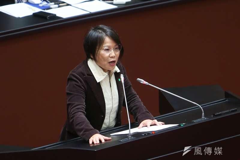 民進黨立委劉世芳(見圖)表示,政府對於數位產業發展方向,長期以來有共識。(資料照,顏麟宇攝)