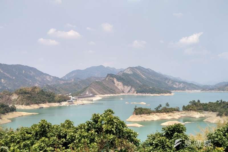 南化水庫蓄水量2711萬立方公尺,蓄水率跌破30%,來到29.80%。(示意圖/洪煜勛攝)