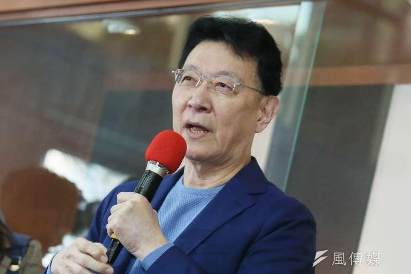資深媒體人趙少康(見圖)拋出申請回復國民黨籍引發討論。(資料照,柯承惠攝)