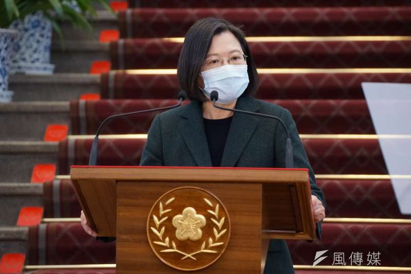 總統蔡英文的博士論文到底是真是假,已沸沸揚揚在台灣發酵5年以上。(資料照,盧逸峰攝)