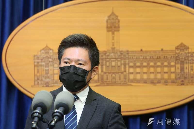 總統府發言人張惇涵表示,總統府尊重司法,不評論司法個案。(資料照,顏麟宇攝)