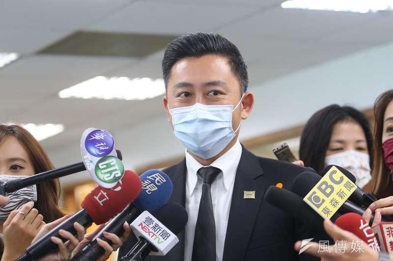 新竹市長林智堅日前提出大新竹合併升格計畫,引發熱議。(資料照,顏麟宇攝)