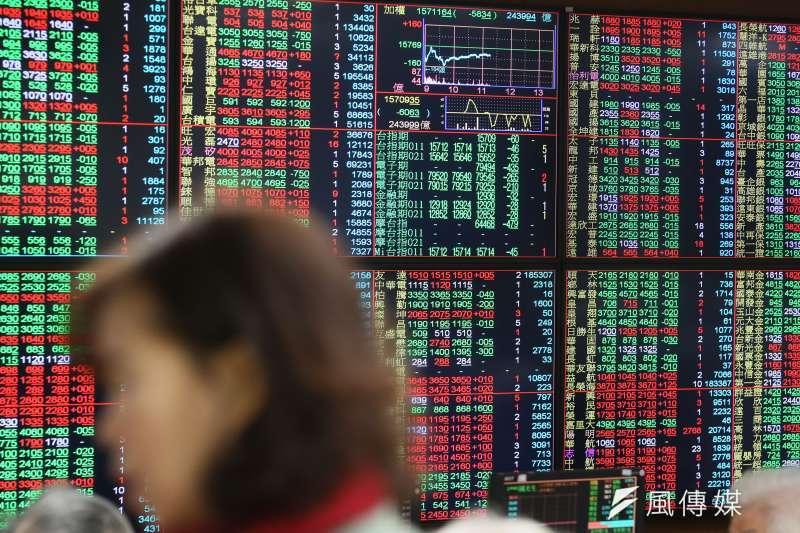 2020年台灣期貨市場交易量再創新高,達到3.4億口。(資料照,柯承惠攝)