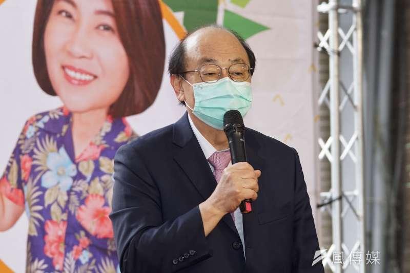 民進黨立法院黨團總召柯建銘表示,自己曾跟美國眾議員金映玉進行視訊會議,並致函表達台灣非常需要疫苗。(資料照,盧逸峰攝)