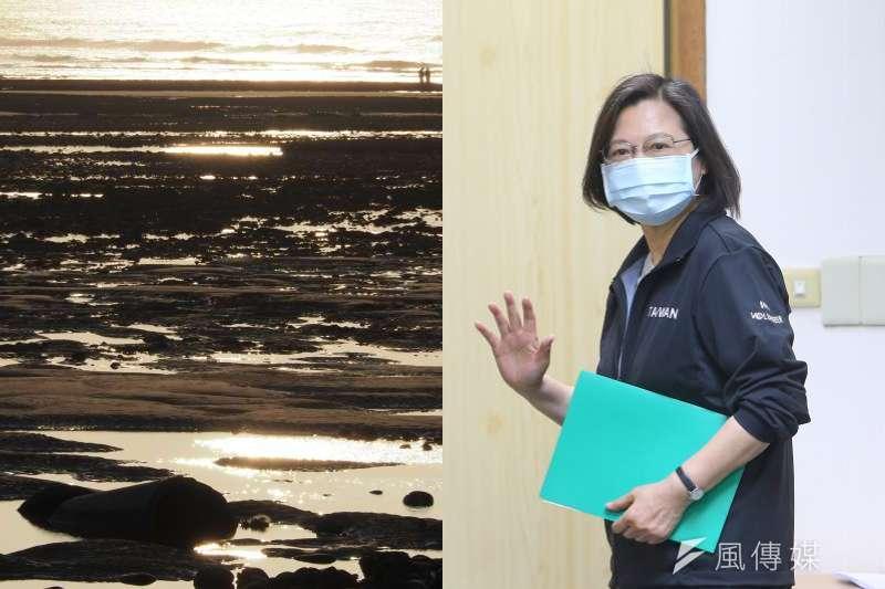 台大癌症醫院副院長王明鉅近日指出,蔡政府犧牲藻礁、擴建將成世界最大的大潭火力發電廠,一切問題的根源就是2025廢核政策。(資料照,顏麟宇、柯承惠攝/照片合成:風傳媒)
