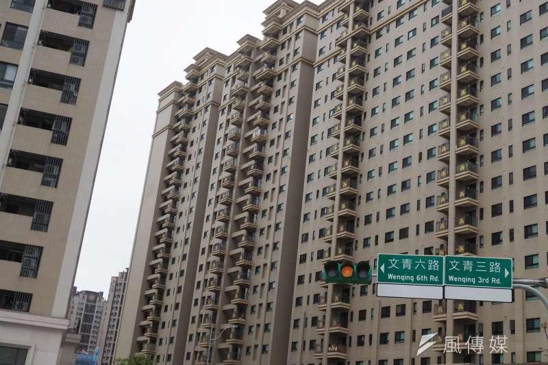 公寓VS大樓,年輕人偏愛買哪種?(示意圖/柯承惠攝)