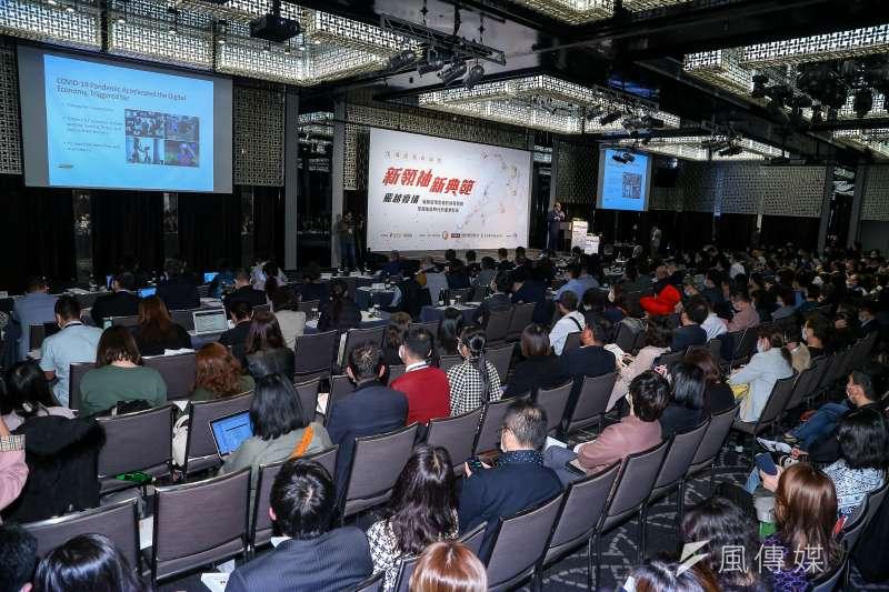 20210311-風傳媒11日舉辦「新領袖‧新典範」高峰論壇。(顏麟宇攝)