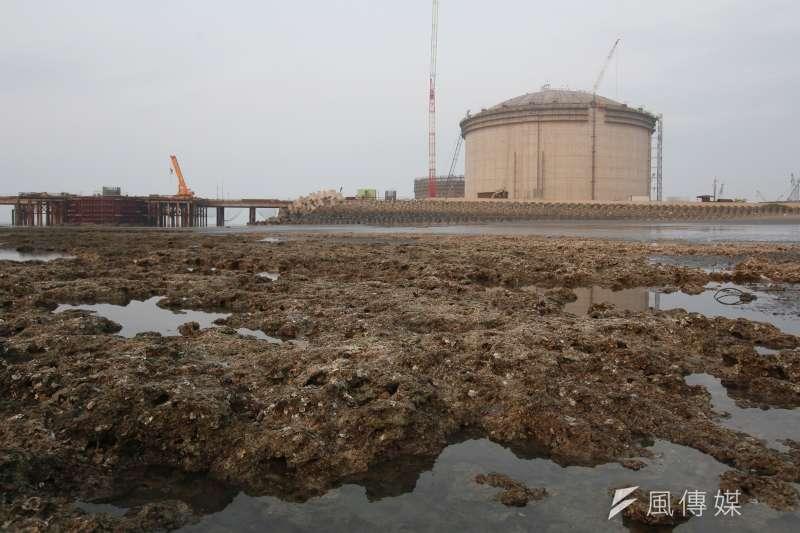 筆者認為,考量到海管鋪設的困難,林口港無法作為觀塘港的替代方案。(資料照,柯承惠攝)