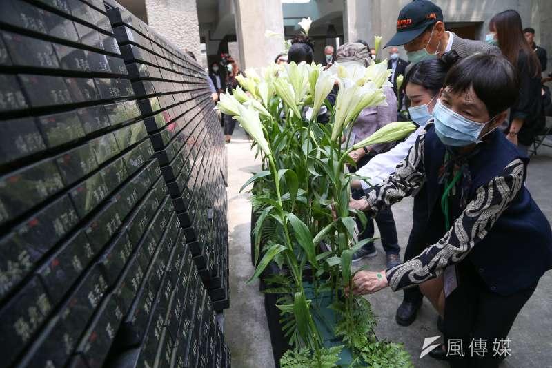 台灣促進轉型正義委員會在2016年成立,是行政院屬下的二級獨立機關,主要針對過去台灣威權獨裁統治時期及還原歷史真相等工作。(資料照,顏麟宇攝)