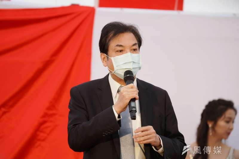 新北市副市長劉和然否認江翠重劃區要蓋野戰醫院的傳聞。(資料照,盧逸峰攝)