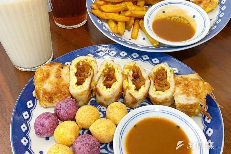 台北5大IG爆紅早餐店,你造訪幾家了?(圖/instagram@ 1000cc_ig提供)早餐推薦