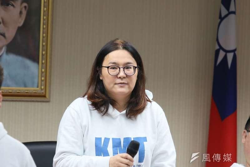 國民黨立委陳玉珍(見圖)表示,對於參選金門縣長「其實還好」。(資料照,柯承惠攝)