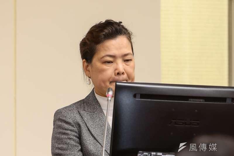 經濟部長王美花說明,晚間9時40分將全數恢復供電。(資料照,顏麟宇攝)