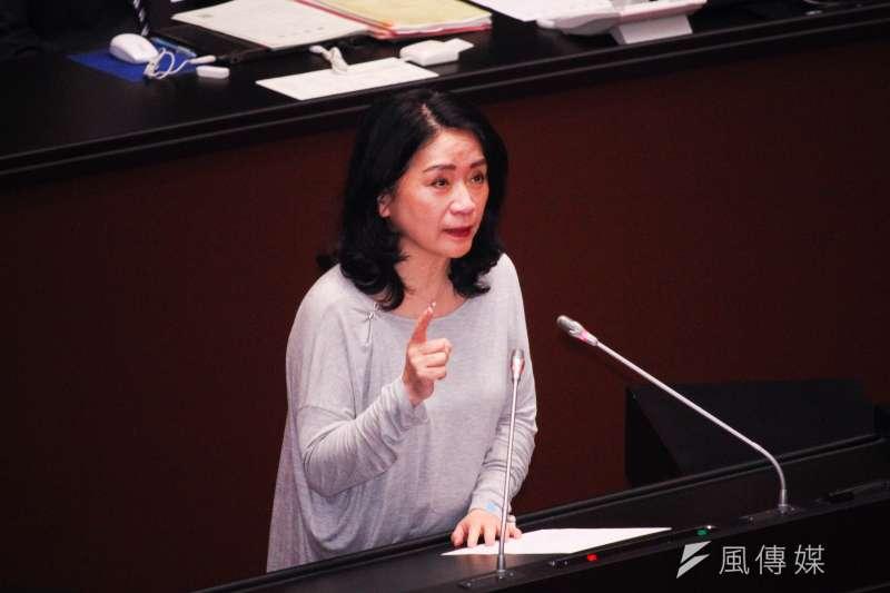 李貴敏表示駐外代表不能把國家利益放在個人利益之前,就是不符合全民期待。(資料照,蔡親傑攝)
