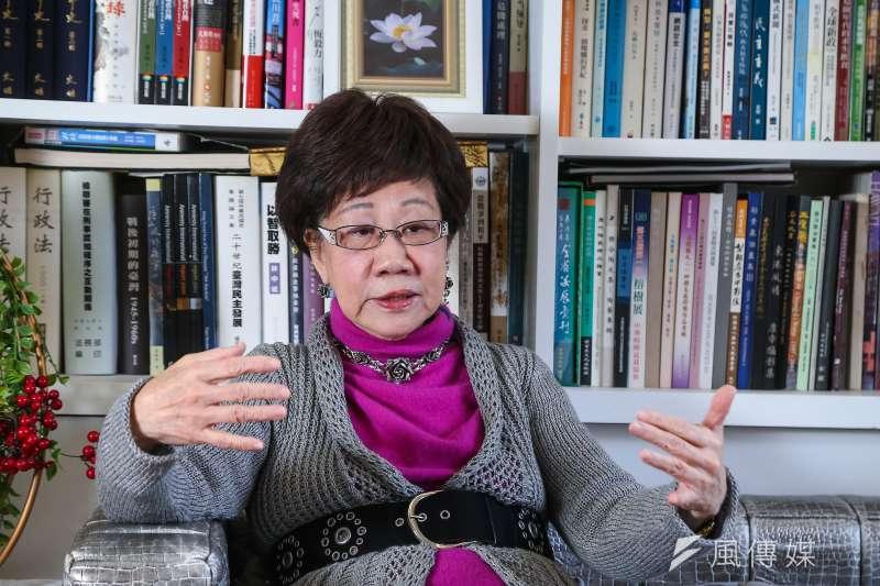 前副總統呂秀蓮24日透露,有國際組織願協助台灣洽購至少3000萬劑的新冠疫苗。(資料照,顏麟宇攝)