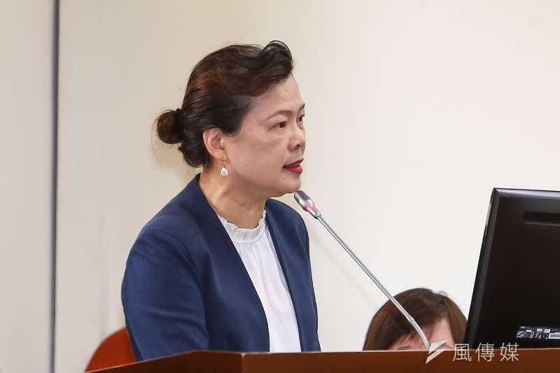 20210331-經濟部長王美花31日於經濟委員會備詢。(顏麟宇攝)