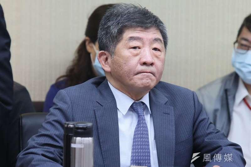 近日本土疫情再起,連帶讓衛福部長陳時中網路聲量受到影響。(資料照,柯承惠攝)