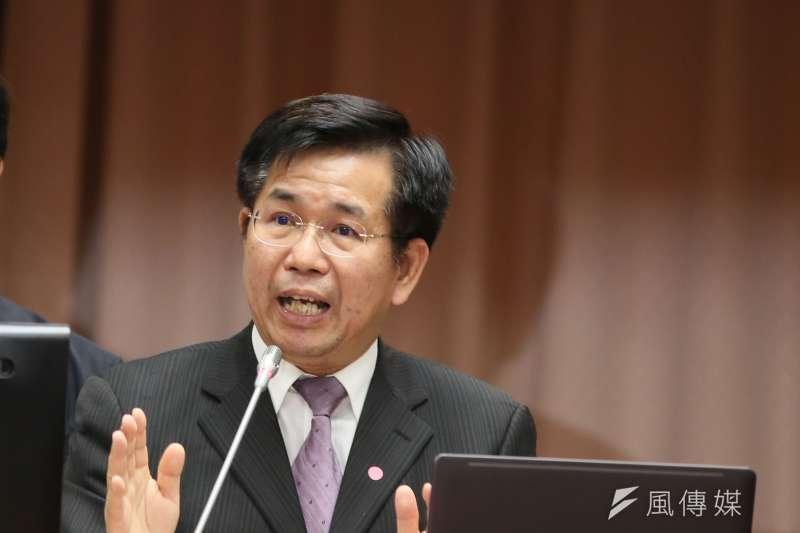20210331-教育部長潘文忠31日列席教育及文化委員會會備詢。(柯承惠攝)