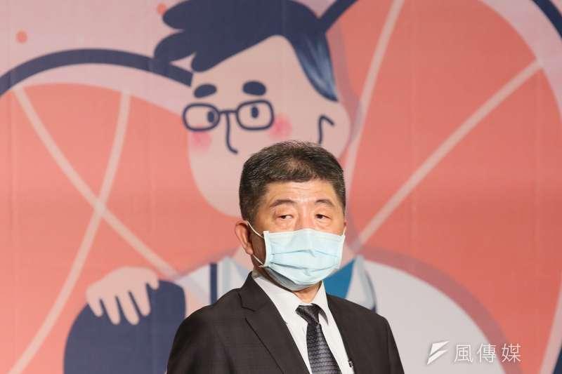 今天刊登陳時中的投書「外交家」雜誌,投書標題為「無論在對抗2019冠狀病毒疾病或下一個傳染病,台灣可以幫忙」。(柯承惠攝)