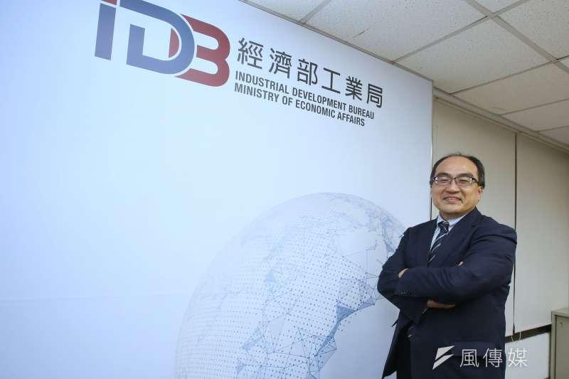 工業局長呂正華強調,政府首要之務,就是打造更加完善的環境,讓廠商安心投資、創造就業、順利生產。(柯承惠攝)