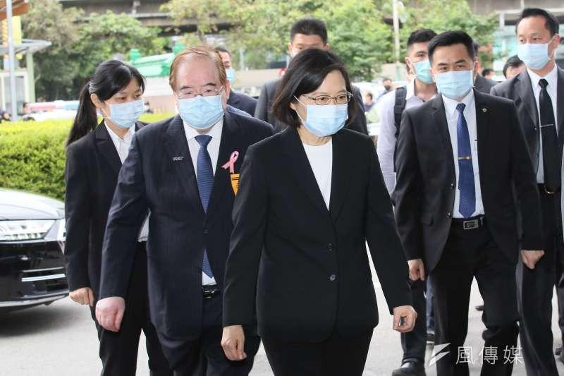 台灣民意基金會指出,受疫情影響,民進黨的認同度有明顯下滑。(資料照,柯承惠攝)
