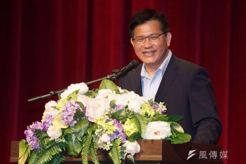 前交通部長林佳龍身為民進黨正國會大將,日前出手幫忙協調派系內爭議。(資料照,盧逸峰攝)