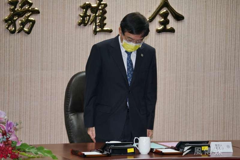 交通部長王國材(見圖)27日指示台鐵,加速辦理太魯閣號事故後續補賠償。(資料照,盧逸峰攝)