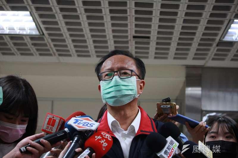 針對黑衣人「潑蟑案」,台北市警察局長陳嘉昌5日做出回應。(資料照,方炳超攝)